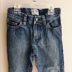 TCP Boys Bootcut Blue Jeans sz 6